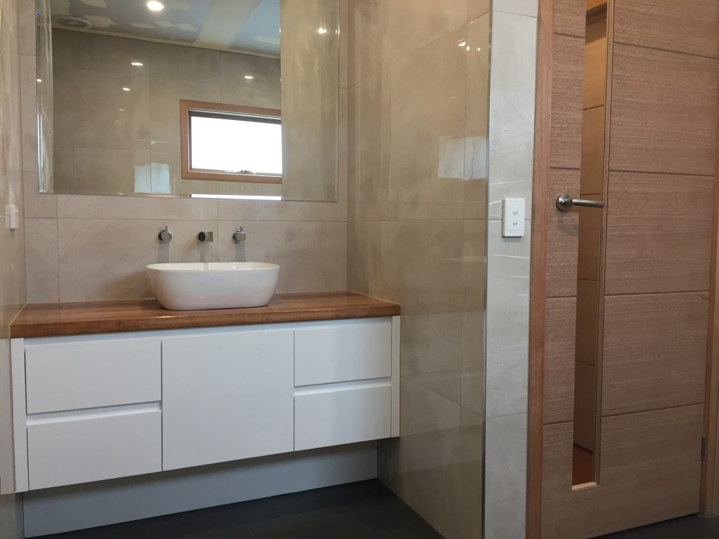 Bathroom renovations in melbourne the bathroom pro for Professional bathroom renovations